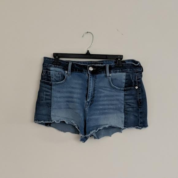 Vigoss Pants - Vigoss High Rise Ace Shorts